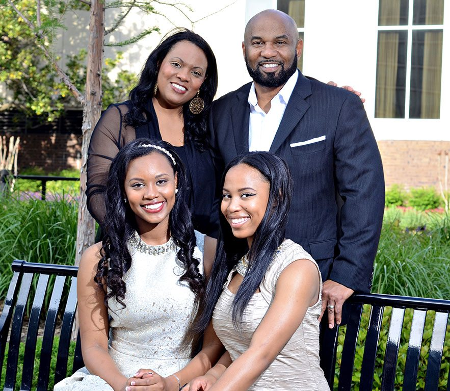 Pastor Ray Owens and Family